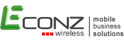 ECONZ Wireless Logo